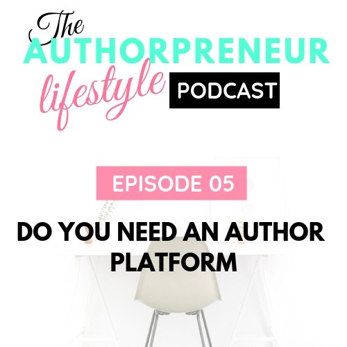 E05: Do you need an author platform