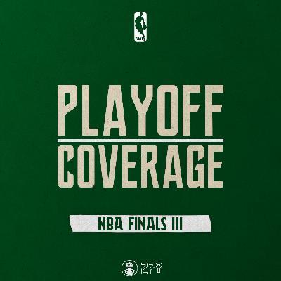 TTG Playoff Coverage - NBA Finals (Ep. 12)
