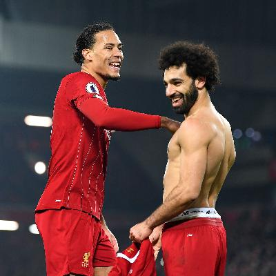 Post-Game: van Dijk and Salah step forward to send Reds 30-points clear of United and 16 -points clear at the top of the league