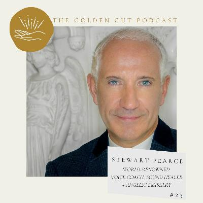 23: The Voice of Change: Princess Diana + the Spiritual Nature of our Voice with Stewart Pearce