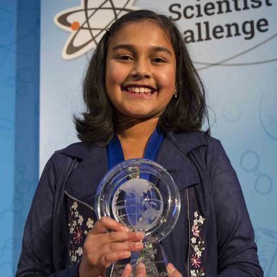 Gitanjali Rao, l'enfant de l'année 2020
