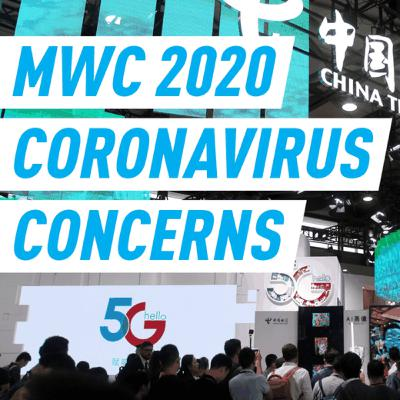 Ep. 86 More MWC Attendees withdrew due Coronavirus Concerns - Coronavirus Update