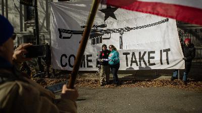 BONUS: A World Where The NRA Is Soft On Guns