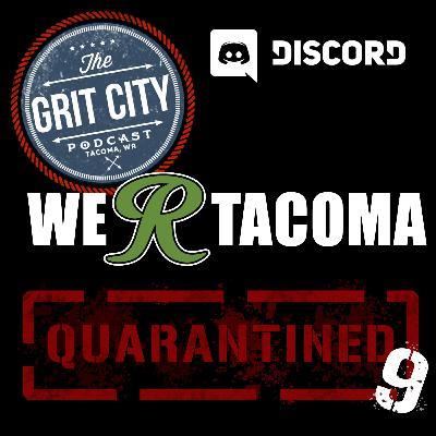 Dave Clark from We R Tacoma, the Tacoma Rainiers & Defiance!