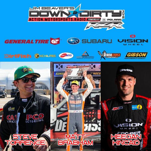 #341 Steve Torrence, Matt Brabham, & Keegan Kincaid On Air!