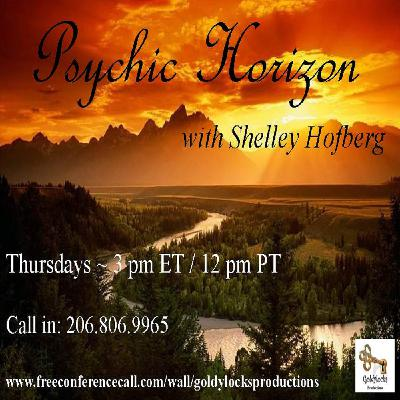 Psychic Horizon Show ~ Special Guest: Cynthia Starr ~ 7Nov2019