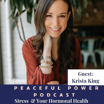 Krista King on Stress & Your Hormonal Health