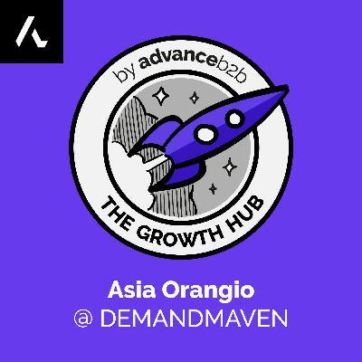 Asia Orangio - CEO at DemandMaven - 5 Steps To Create A B2B SaaS Go-To-Market Strategy