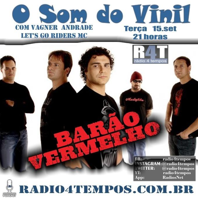 Rádio 4 Tempos - Som do Vinil 45:Rádio 4 Tempos