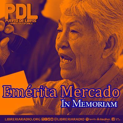"""#300: Emérita Mercado """"Manona"""". In Memoriam"""