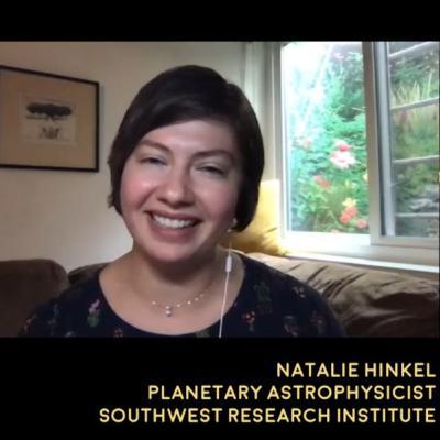 Can We Find Alien Life from Phosphorus? Natalie Hinkel SwRI - The Cosmic Companion Sept. 22, 2020