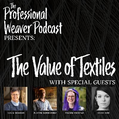 The Value of Textiles (Audio Replay)