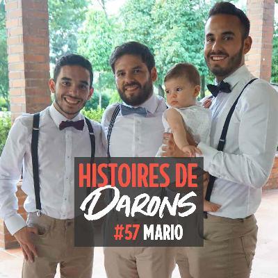 Mario, papa à 15 ans de jumeaux en Colombie