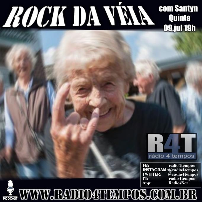 Rádio 4 Tempos - Rock da Véia 76:Rádio 4 Tempos