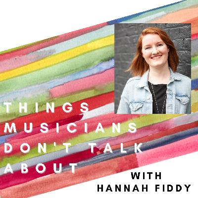 Episode 17- Hannah Fiddy