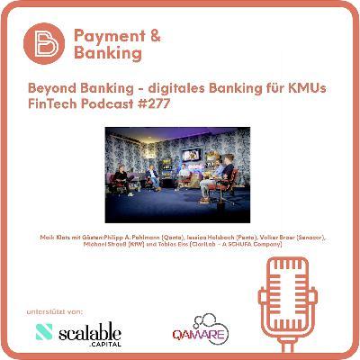 BEX20: Beyond Banking - digitales Banking für KMUs