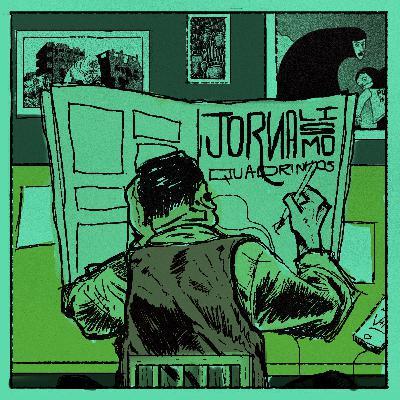 Jornalismo e Quadrinhos | V+M #157