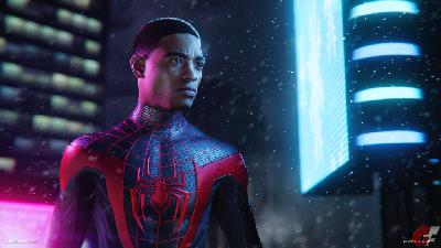 Marvel's Spider-Man: Miles Morales Test