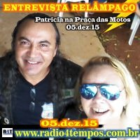 Rádio 4 Tempos - Entrevista Relâmpago 20