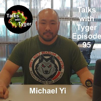 95: Brazilian Jiu Jitsu // Michael Yi