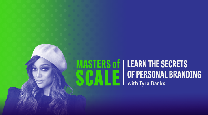 83. Tyra Banks: The Power of Personal Brand