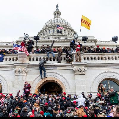 Reckoning: How Will America Change Post-Capitol Riots? with Richard Hanania