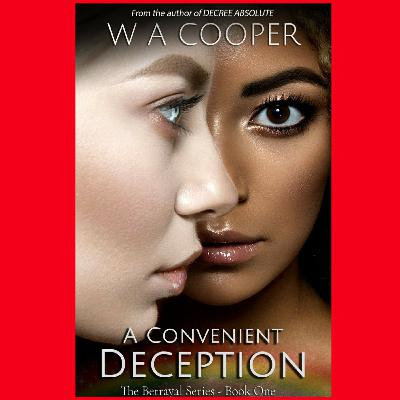 ✨ S4EP4 : EXCLUSIVE Q&A with Contemporary Romance Writer W.A. Cooper