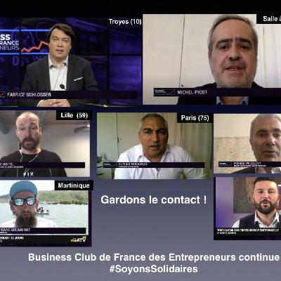 Business Club de France TV S2020 SPE07 : Garder le moral et renforcer son mental !