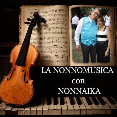 LA NONNOMUSICA 51 Bach i Brandemburghesi con Nonnaika
