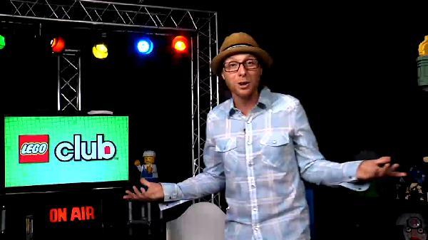 Lego Club Show Episode 6 Part 1