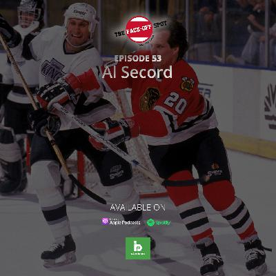 Episode 53 - Al Secord, Chicago Blackhawks