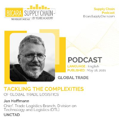 136. Tackling the complexities of global trade logistics