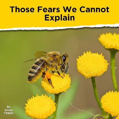 Episode 125: Those Fears We Cannot Explain