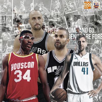 BCT - EP057 เฉดสีนานาชาติ เปิดตำนานเบญจภาคีต่างแดนใน NBA