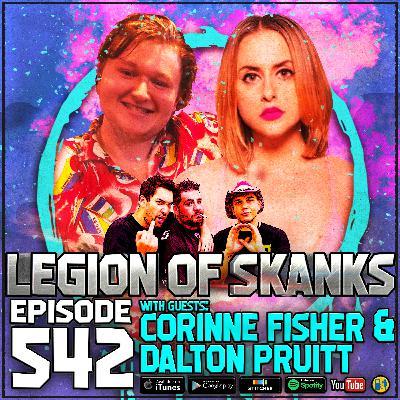 Episode #542 - Cumplained - Corinne Fisher & Dalton Pruitt