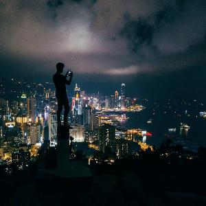 Johnny Harris and Iz Harris - Travel Filmmaking in Hong Kong