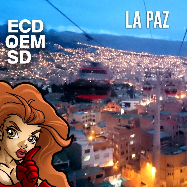 4320: La Paz Desde El Alto