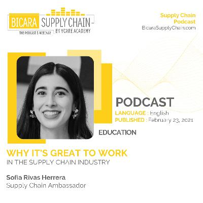 124. Why it's great to work in the supply chain industry