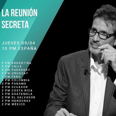 1x06 La Reunión Secreta #LaEstirpedelosLibres