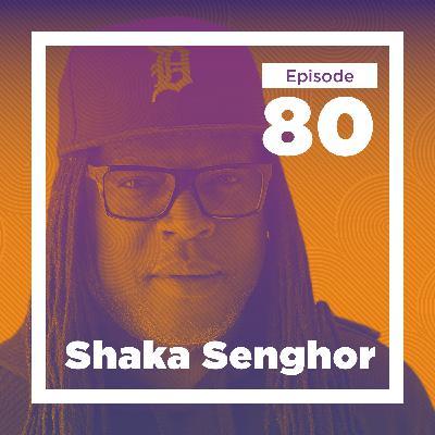 Shaka Senghor on Incarceration, Identity, and the Gift of Literacy