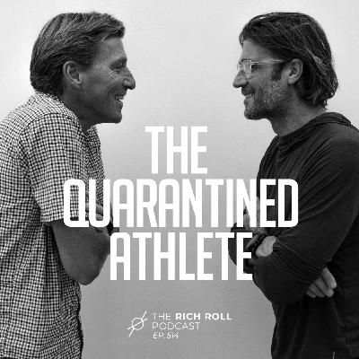 Chris Hauth: Tactics For The Quarantined Athlete (+ Mishka!)