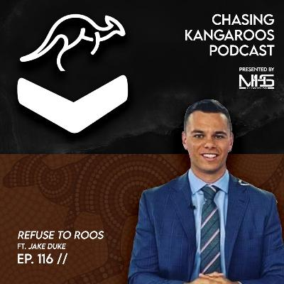 Ep #116 | Refuse to Roos