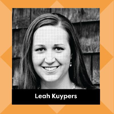 Ep. 126: Leah Kuypers - Get in the Zone!