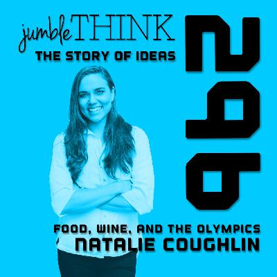 Food, Wine, and the Olympics with Natalie Coughlin