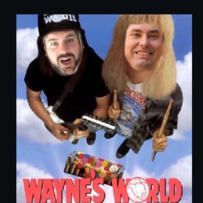 RETRO Wayne's World