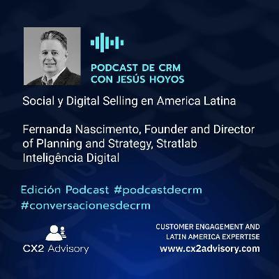 Edición Podcast - Conversaciones De CRM  Social Y Digital Selling En America Latina