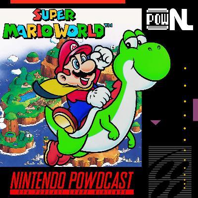 Nintendo POWdcast #93 – Super Mario World