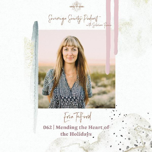 062 | Mending the Heart of the Holidays | Erin Telford
