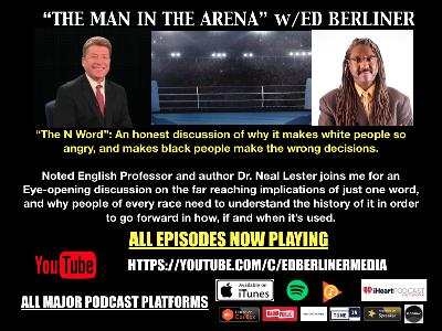"""The """"N"""" Word: An end to white people's use & black people's misuse"""