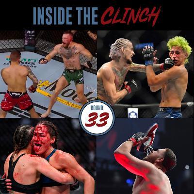 Round 33 - UFC 264 Recap